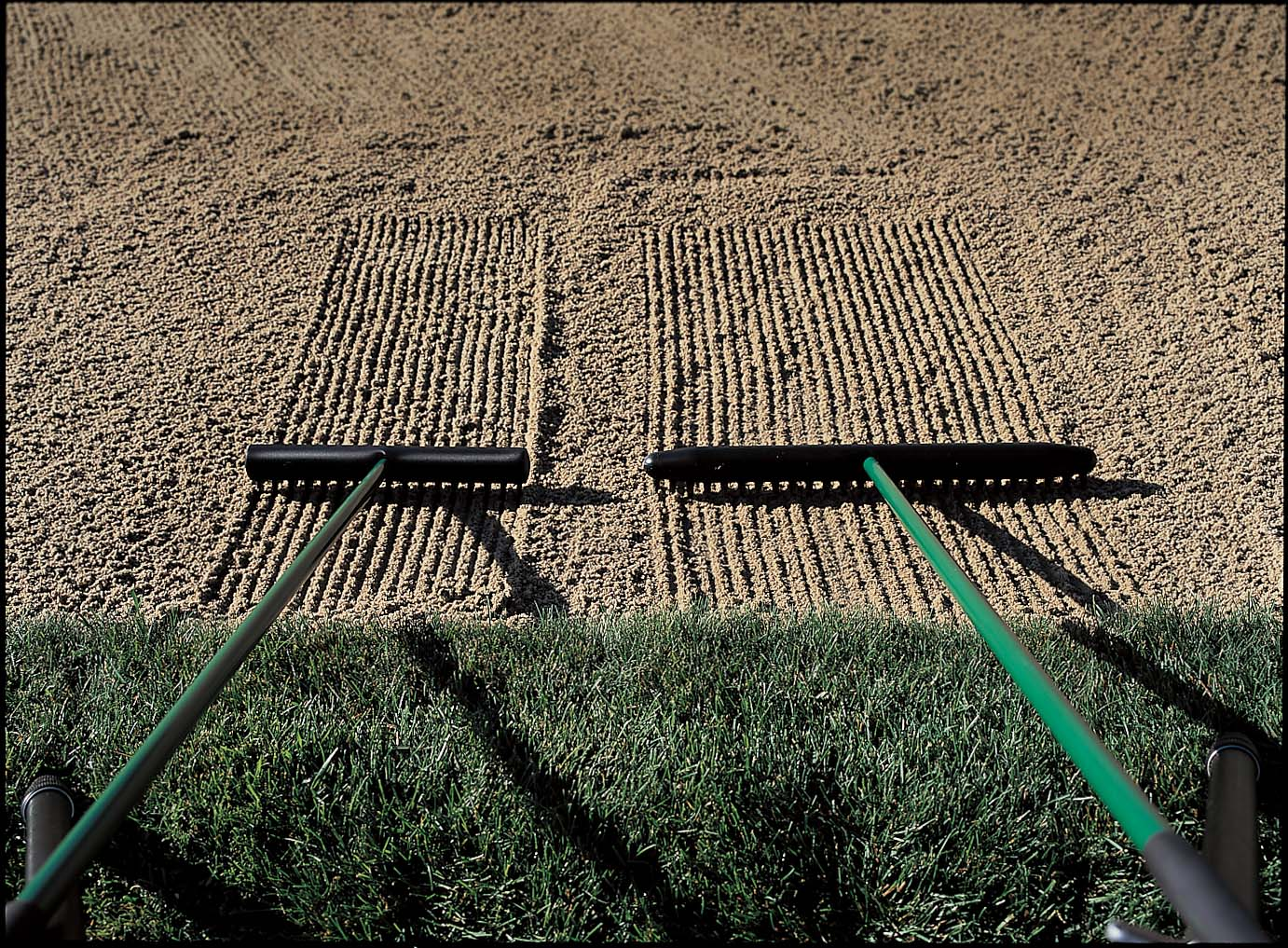 Accuform Ace II Bunker Rakes