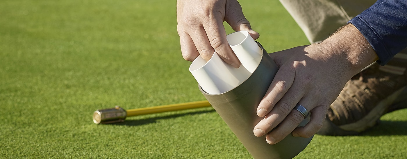 Par Aide Putting Cups